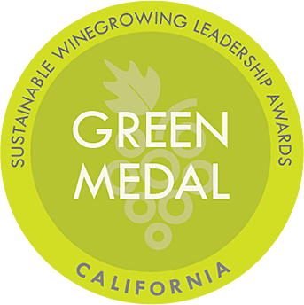 California Green Medal