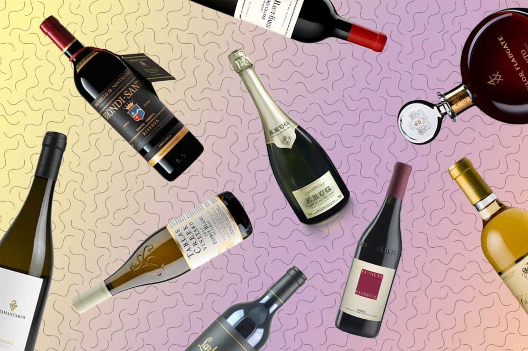 Bloomberg 10 Best Wines Of 2020