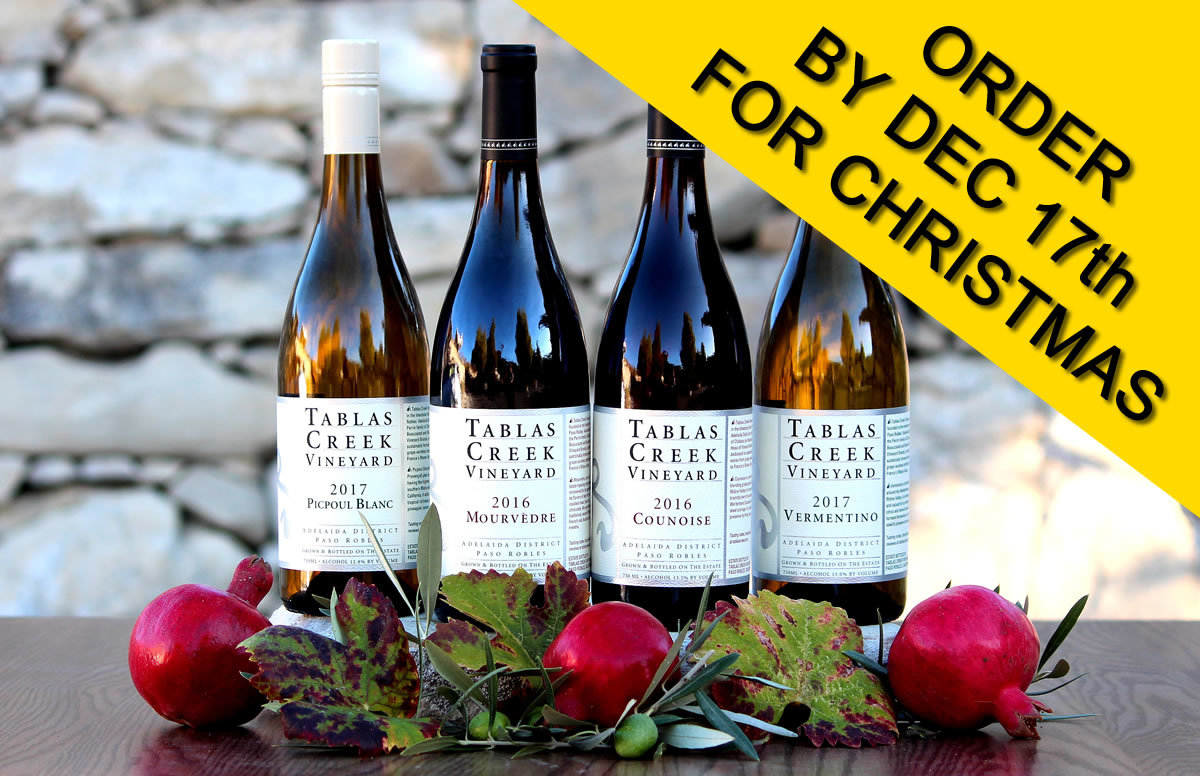 Holiday Pack 2018 Unusual Varietals With Order Deadline
