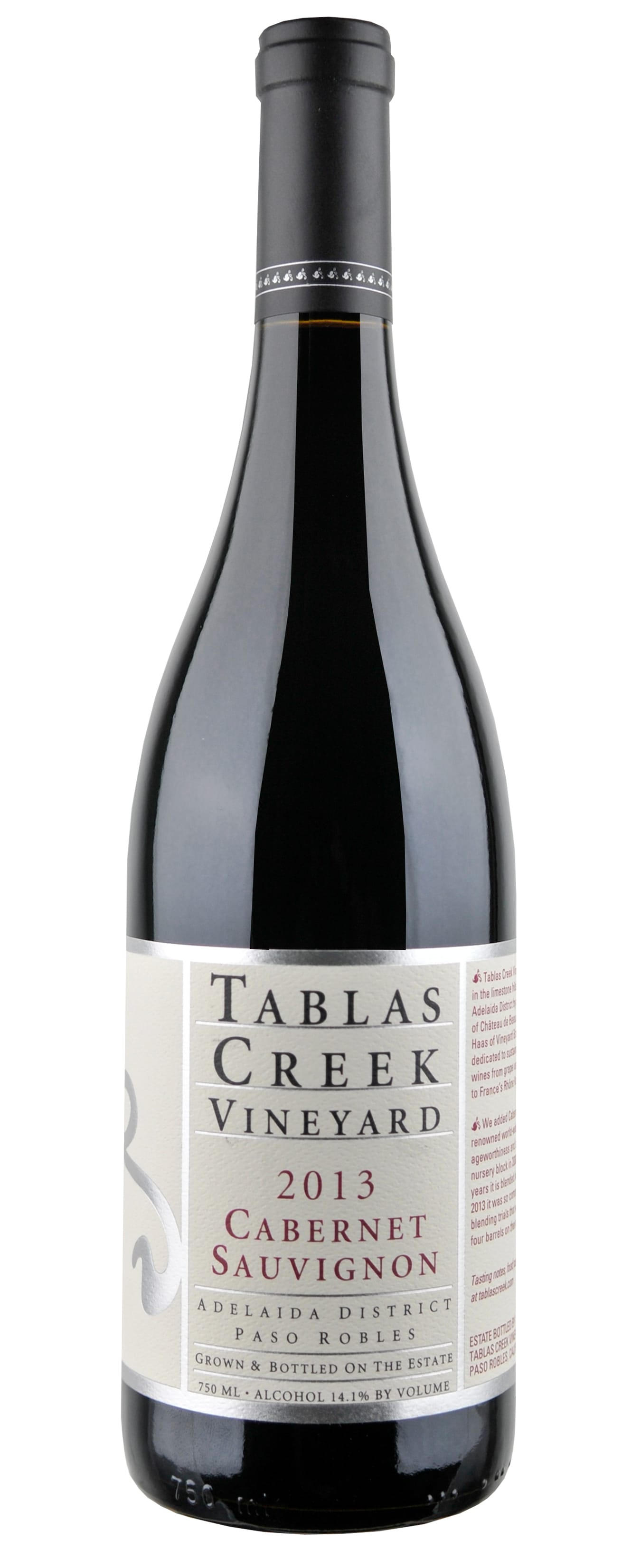 Tablas Creek Vineyard 2013 Cabernet Sauvignon