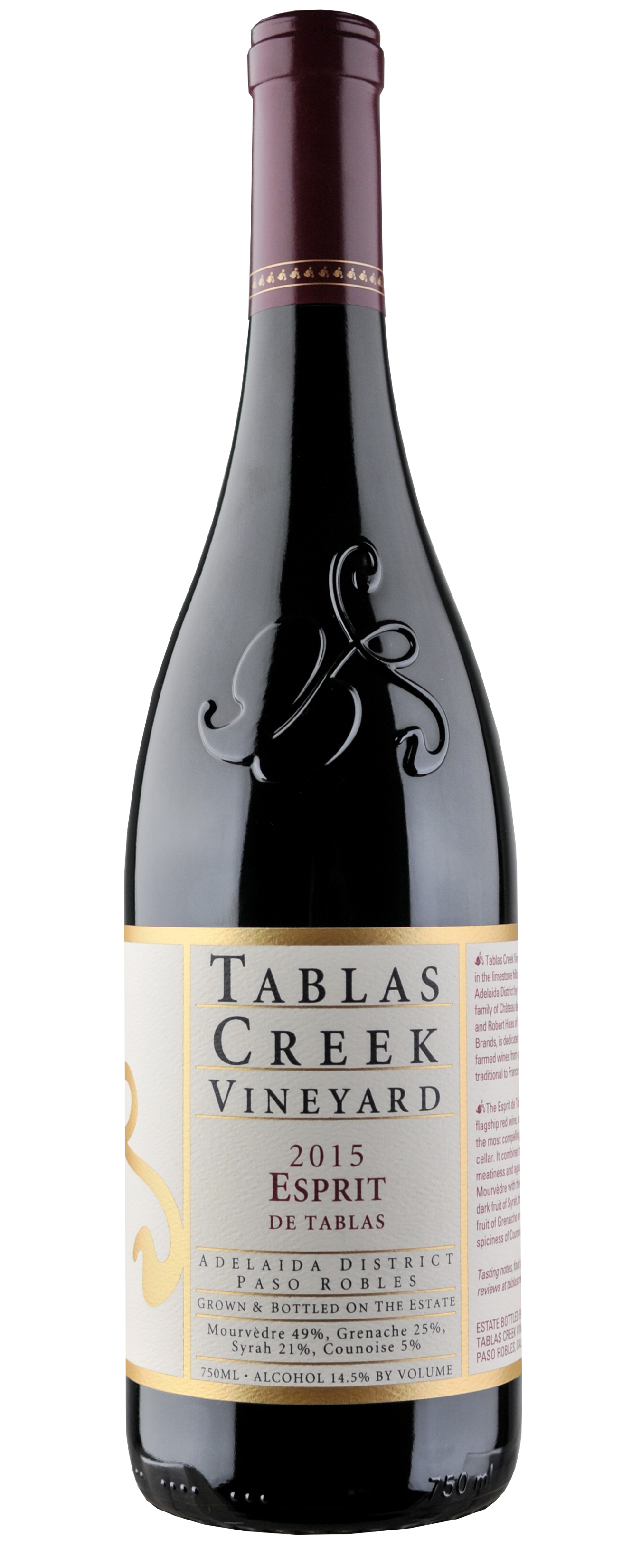 Tablas Creek Vineyard Wines By Collection