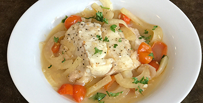 Image of  Fish with Fennel